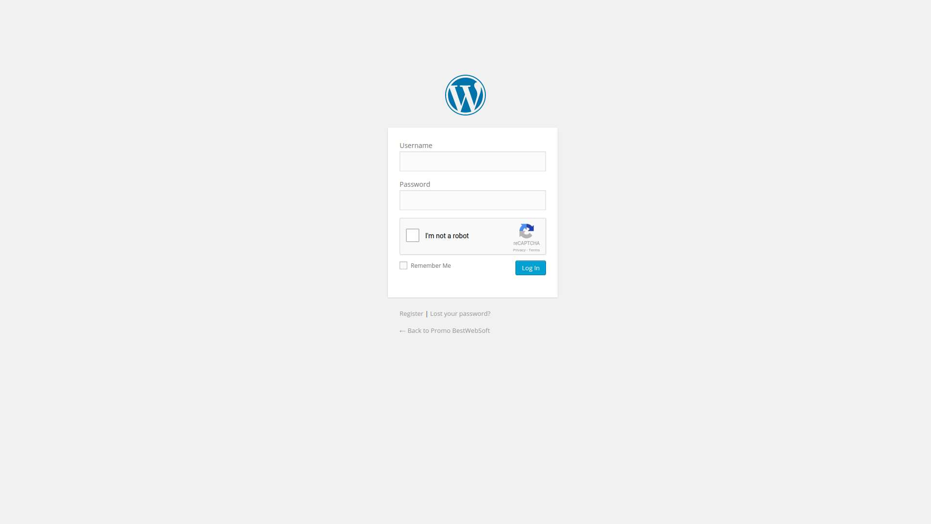 Google Captcha (reCAPTCHA) by BestWebSoft Plugin WordPress, Download, Install