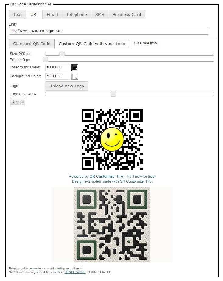 qr code generator 4 all plugin wordpress  download  install