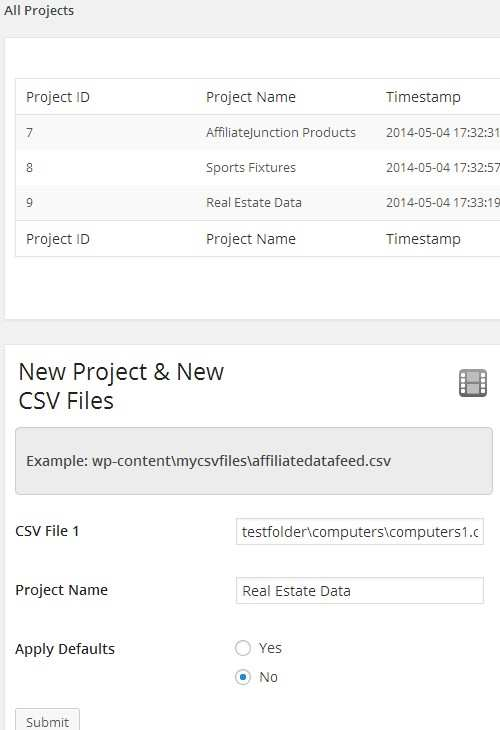 CSV 2 POST Plugin WordPress, Download, Install