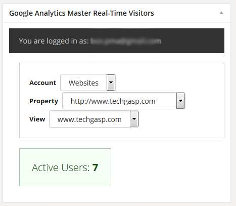 Google Analytics Master Plugin WordPress, Download, Install