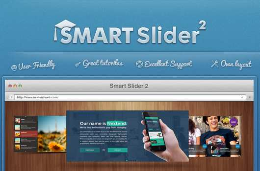 Smart Slider 2 Plugin WordPress, Download, Install