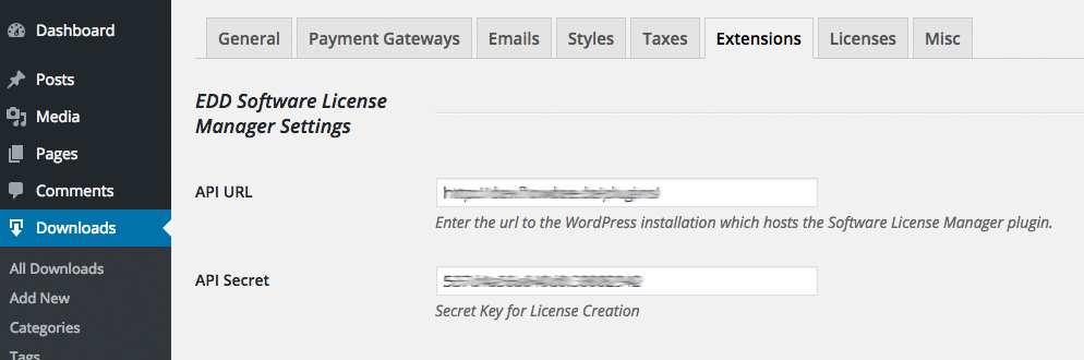 not allowed error publishing in wordpress