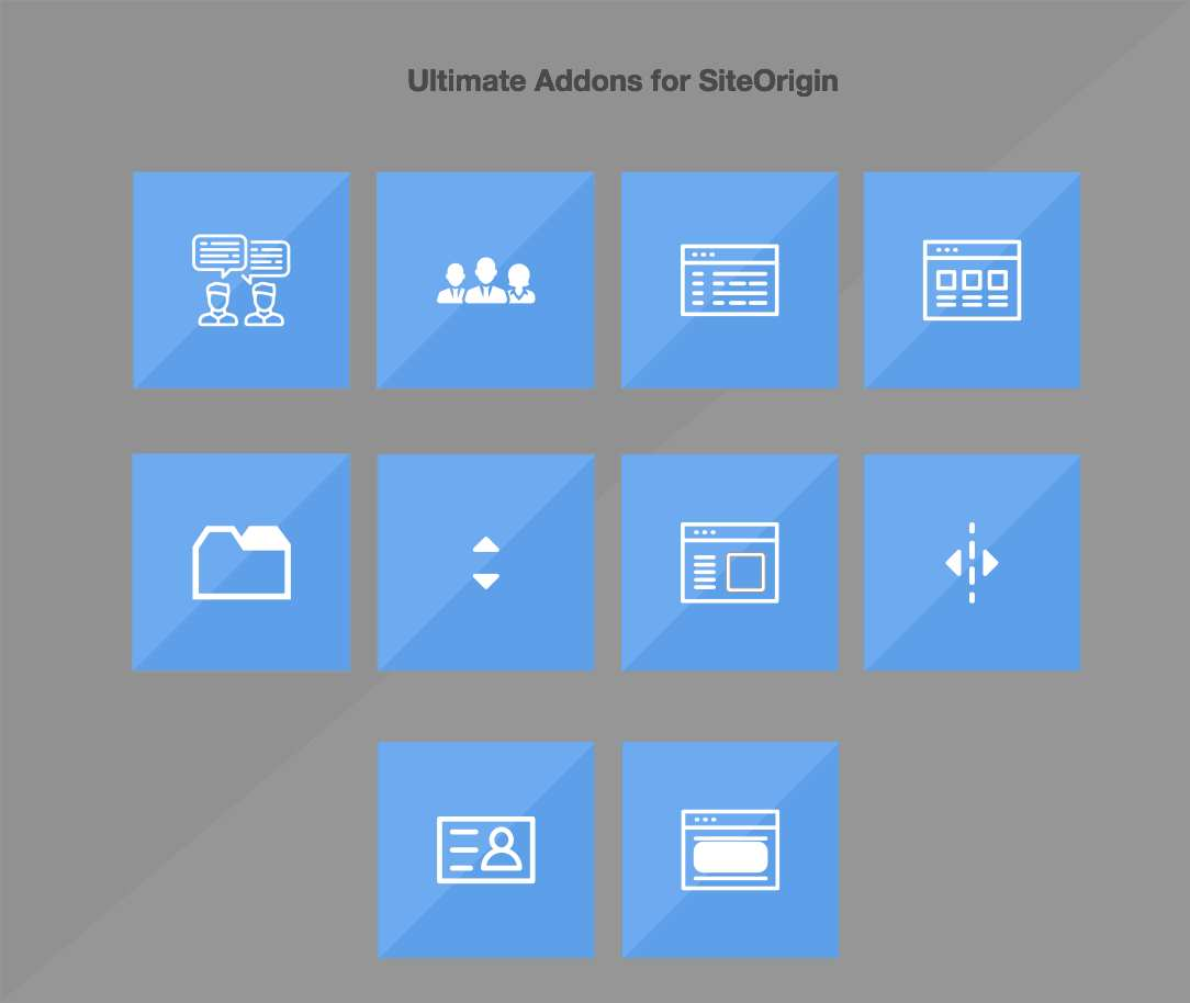 Ultimate Addons for SiteOrigin Plugin WordPress, Download, Install