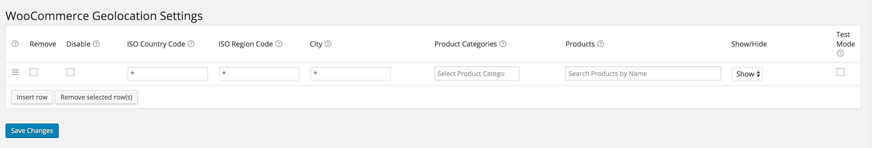 WooCommerce Geolocation Based Products Plugin WordPress, Download, Install
