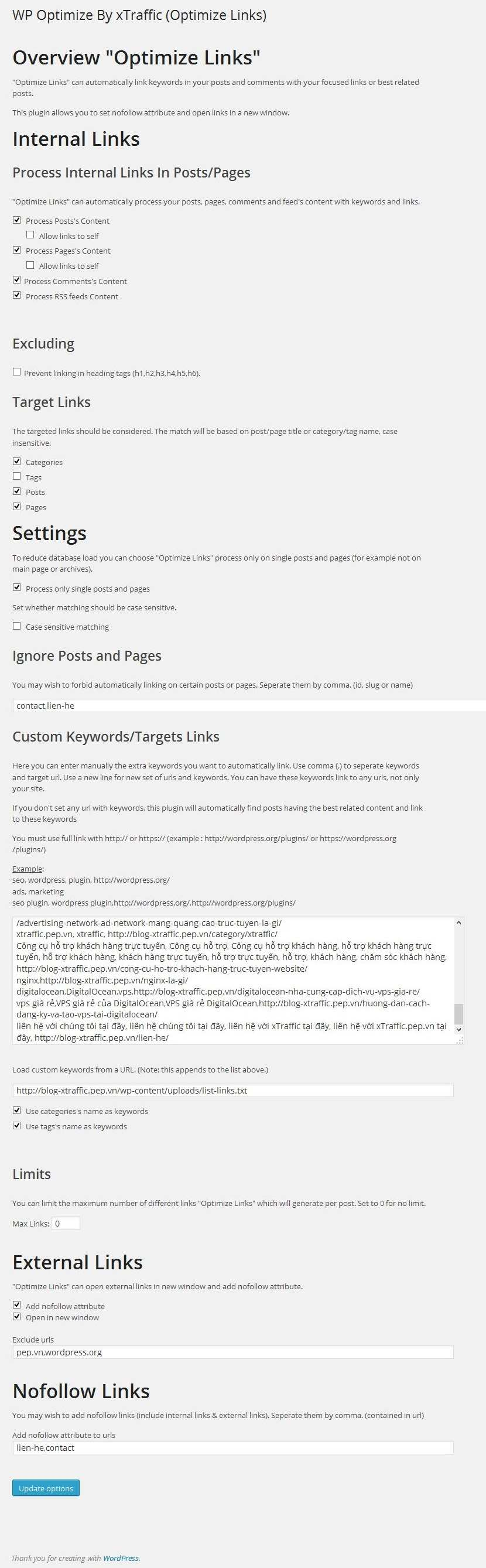 WP Optimize By xTraffic Plugin WordPress, Download, Install