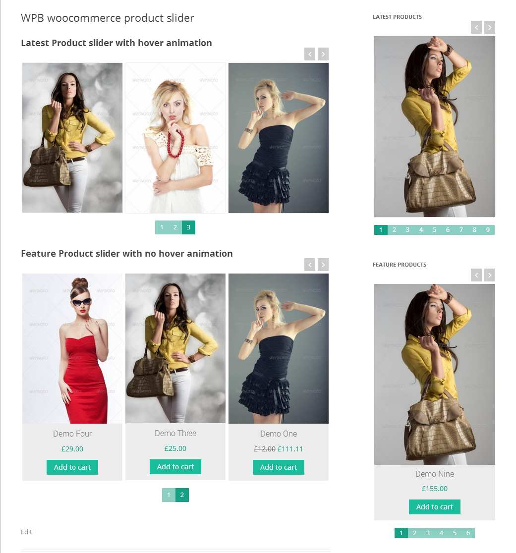 WPB WooCommerce Product Slider Plugin WordPress, Download, Install